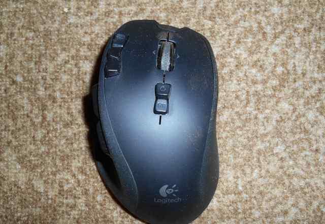 геймерская мышка