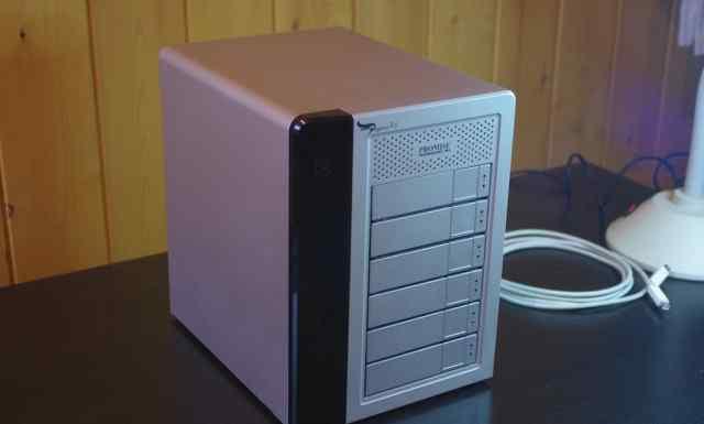 Внешний жесткий диск Promise Pegasus R6