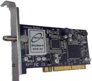 SkyStar-4 Omicom DVB-S2 PCI