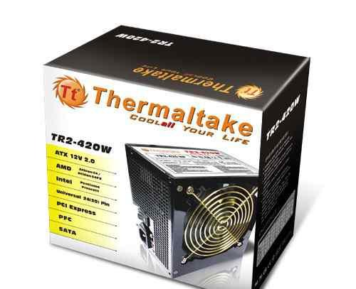 Продаю блок питания новый Thermaltake TR2-420w
