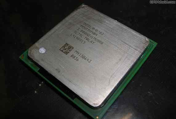 Pentium 4 530 3.0GHz/1Mb/800Fsb SL79L Socket 478