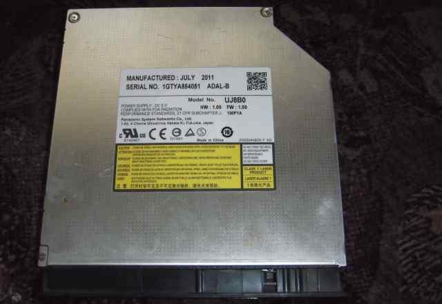 Оптический привод Panasonic UJ-8B0от ноутбука Asus