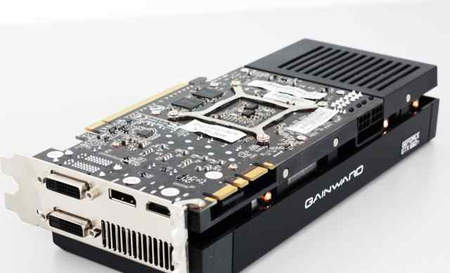 Gainward geforce gtx 660 - видеокарта для GTA V 5