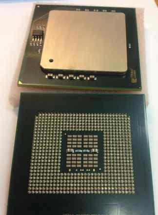 Процессор Intel Xeon E7340 2.4GHz (4 ядра)