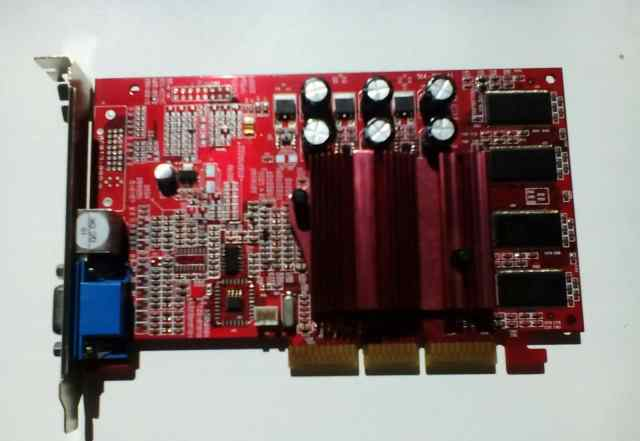 GeForce4 MX-440-8X
