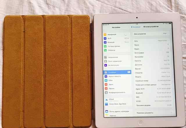 iPad 4g 64gb cellular
