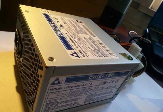 Блок питания Chieftec GPS-450AA-101 A
