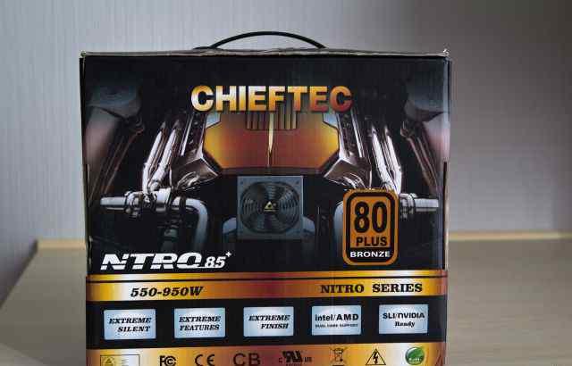 Блок питания Chieftec Nitro Series 85+ BPS-950C