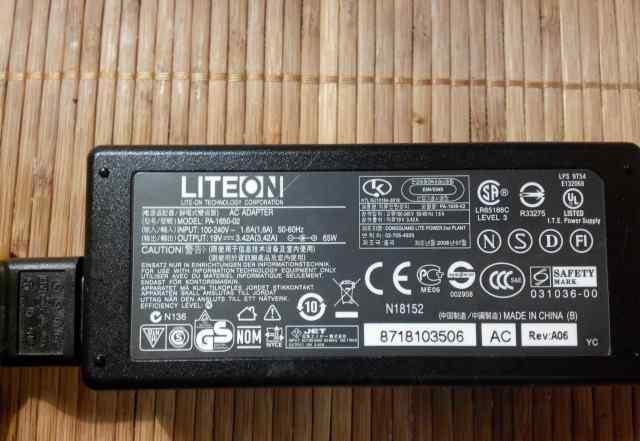 Блок питания LiteOn Acer