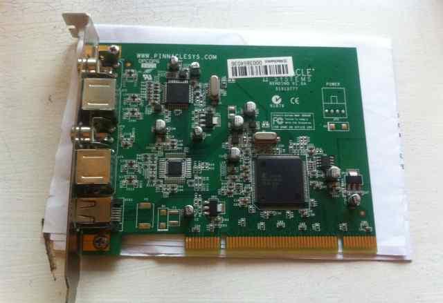 Плата видеозахвата Pinnacle Systems Bendino v1.0A