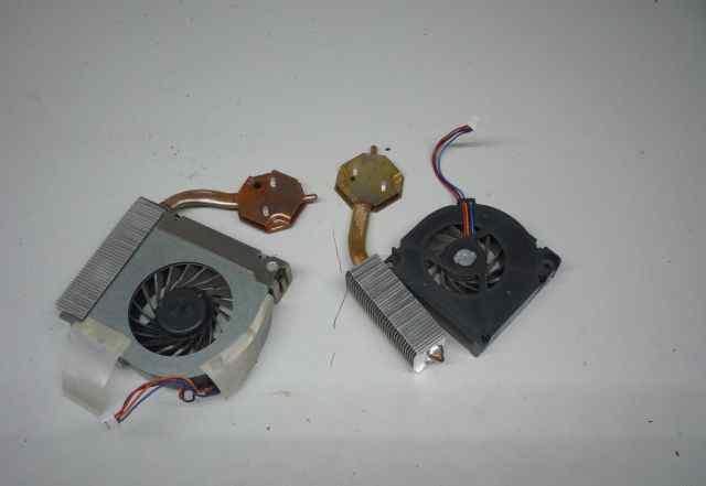 Toshiba qosmio f30-141 система охлаждения