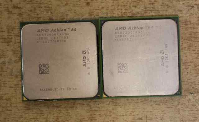Процессор athlon 64 3200