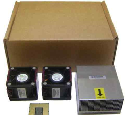 492239-B21 Intel Xeon E5520 2.26GHz Quad Core 8MB