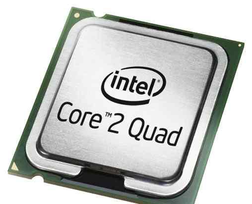 Intel Core 2 Quad Q8400 4 ядра LGA 775