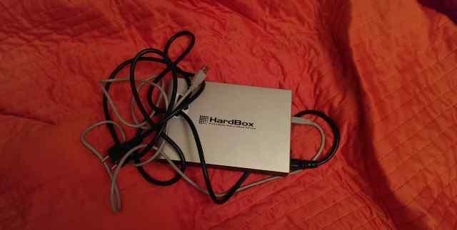 HardBox жесткий диск 272Гб