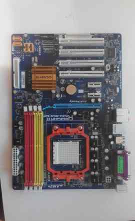 Gigabyte GA-M52L-S3P б/у