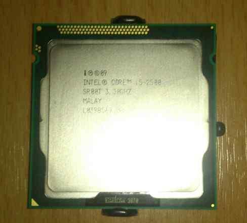 Intel I5-2500 3.3GHZ LGA1155 sandy bridge