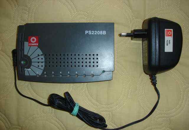 Свитч 8 портов Compex PS2208B