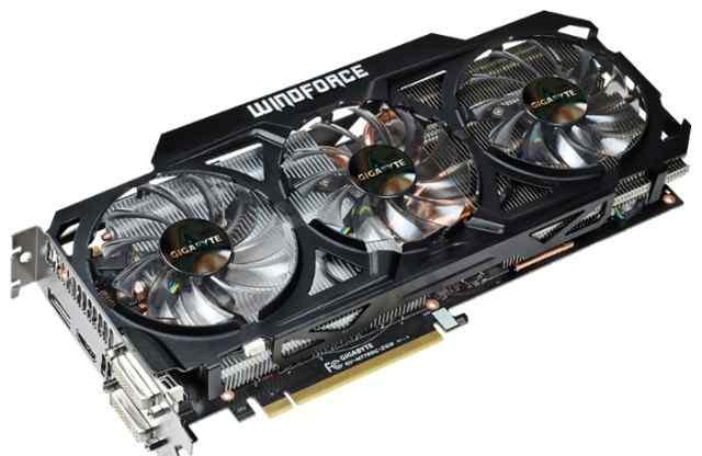 Gigabyte GeForce GTX 770, GV-N770OC-2GD
