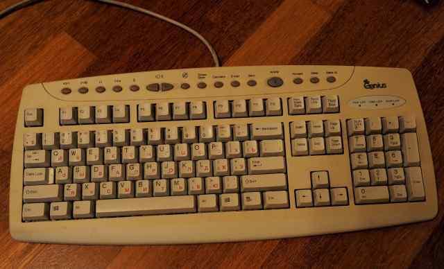 Клавиатура Genius KWD-910