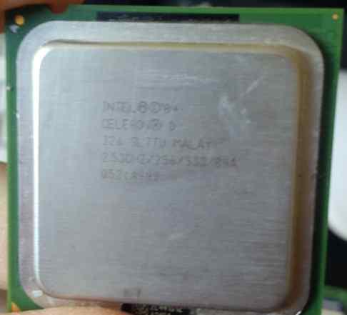 Процессор S775 Celeron D 2.53GHz