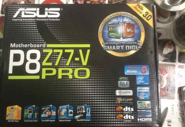 Asus P8 Z77-v pro
