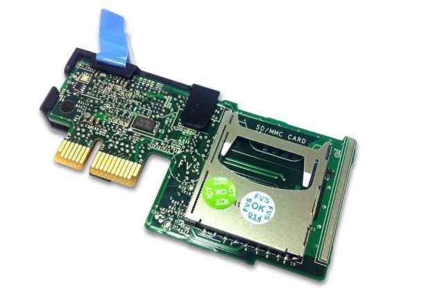 Плата Dell R720, R620 SD Card Module (06YFN5)