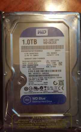 Жесткий диск Western Digital wd10ezex 1Tb (Новый)