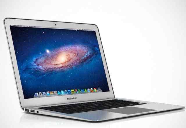 Macbook Air 13 2013 i5/4Gb/256Gb евро тест