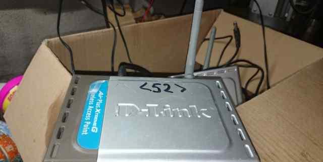 Точки доступа D-Link DWL-2100AP