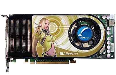 Видеокарта PCI-E Nvidia Geforce 8800 GTS