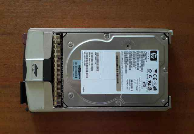 Продажа двух жестких дисков для HP серверов