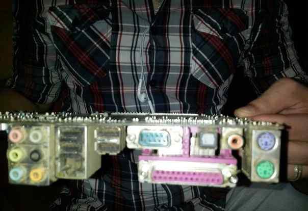 Материнская плата gigabyte GA-EP41-UD3L