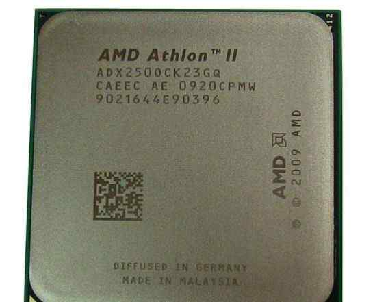 AMD athlon II X2 250 3.0 GHz Socket AM3