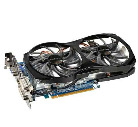Gigabyte GeForce GTX 650 Ti 1032Mhz PCI-E 3.0 2гб