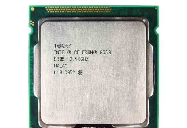 Intel Celeron G530 Sandy Bridge