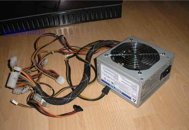 Блок питания shieftec GPS-400AA-101A 400W