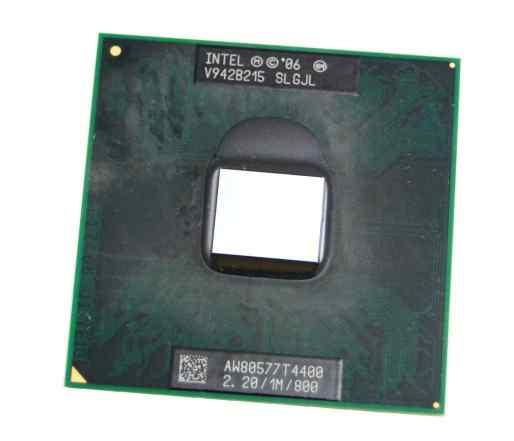 Мобильный процессор Intel Pentium T4400 2.20 GHz