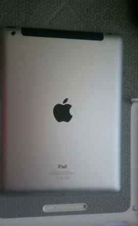 iPad 4 retina cellular 16gb