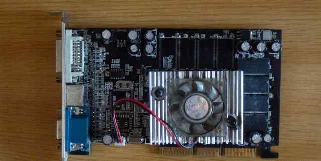 Видеокарта nvidia GeForce FX5200