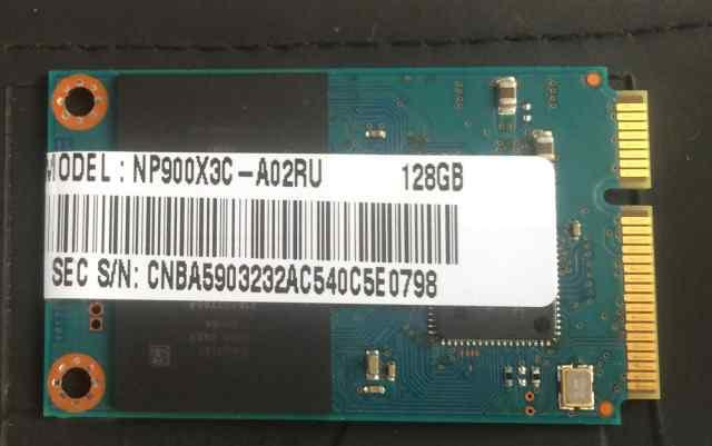 Ssd msata Sandisk 128gb