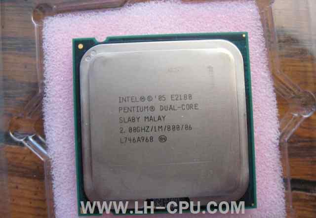 Intel Pentium Processor E2180