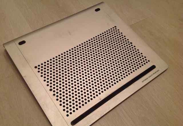 Подставка Zalman ZM-NC1000 (серебристый)