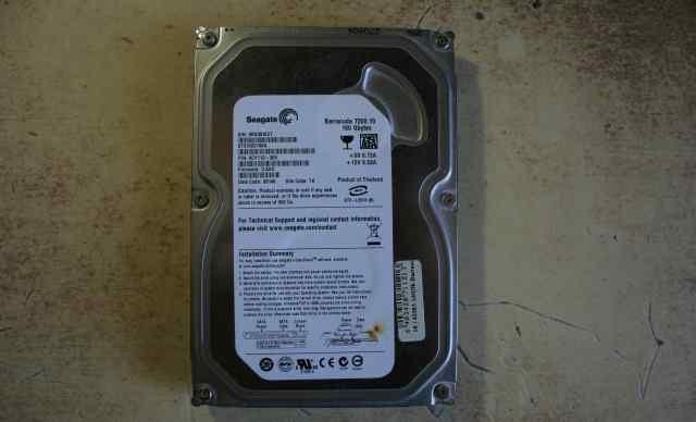 Жёсткий диск Seagate ST3160215AS 160gb