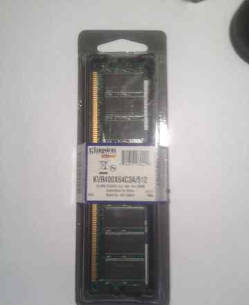 Модуль памяти Kingston dimm 512Mb PC3200