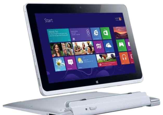 Acer iconia TAB W511 64GB windows 8