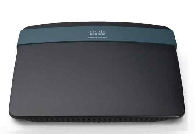 WI-FI маршрутизатор linksys EA2700-EE