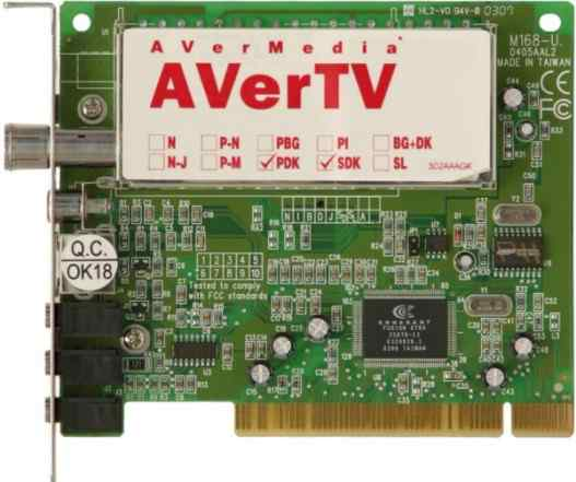 TV Tuner AverMedia 302