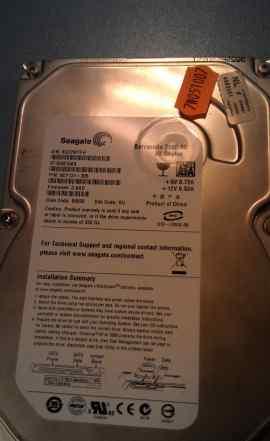 Жесткий диск 80Gb Seagate ST380815AS