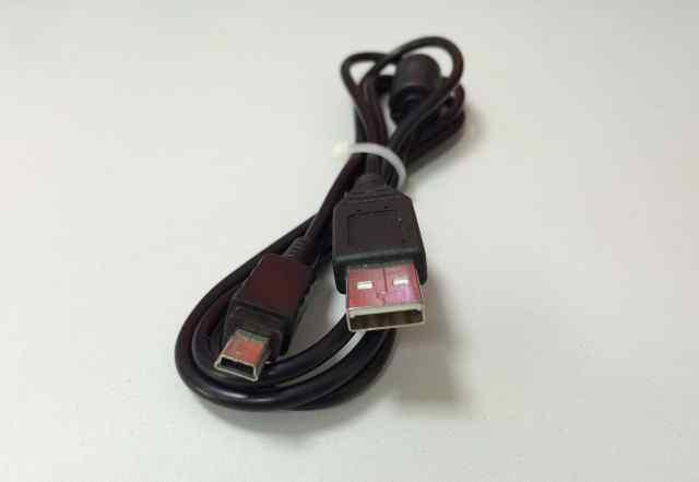 Кабель USB A - mini USB B